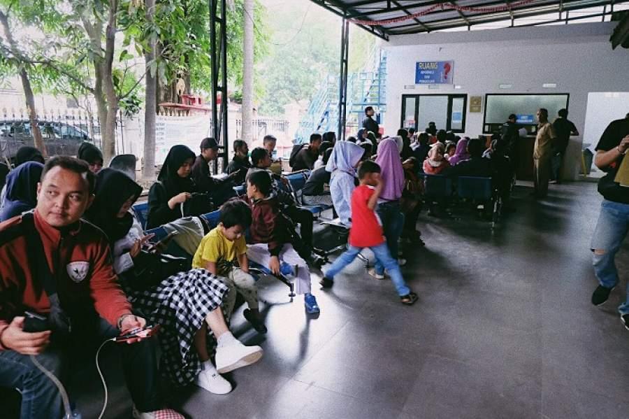 Tak Perlu Antre, Masyarakat Terlayani di Disdukcapil Kota Bandung