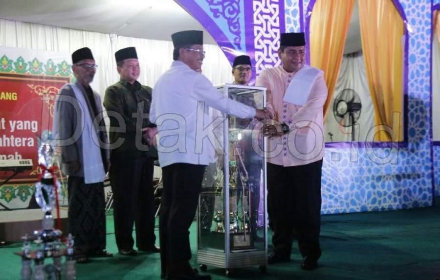 MTQ XIX Kota Tangerang, Kecamatan Cipondoh Juara Umum