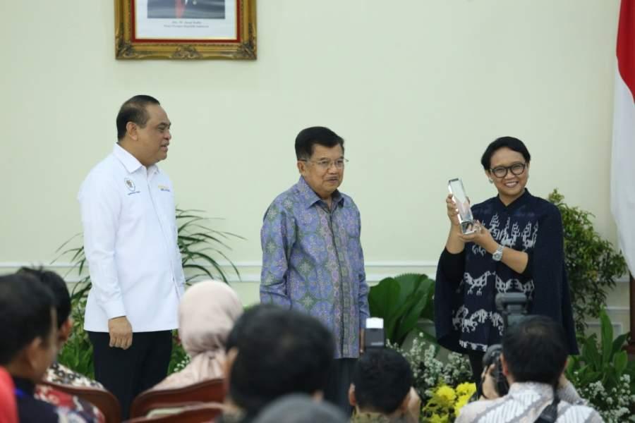 Raih Top 45, Menteri Retno Sebut Inovasi Adalah Revolusi Cara Berpikir