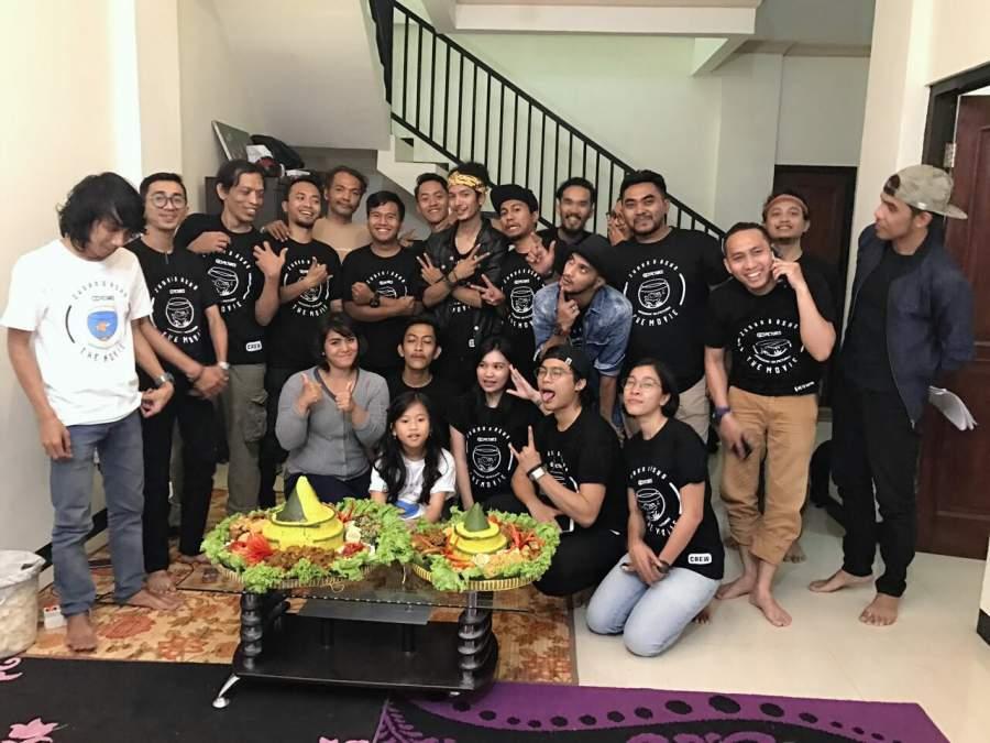 Sutradara Asal Tangerang, Rilis Film Zhara dan Asha