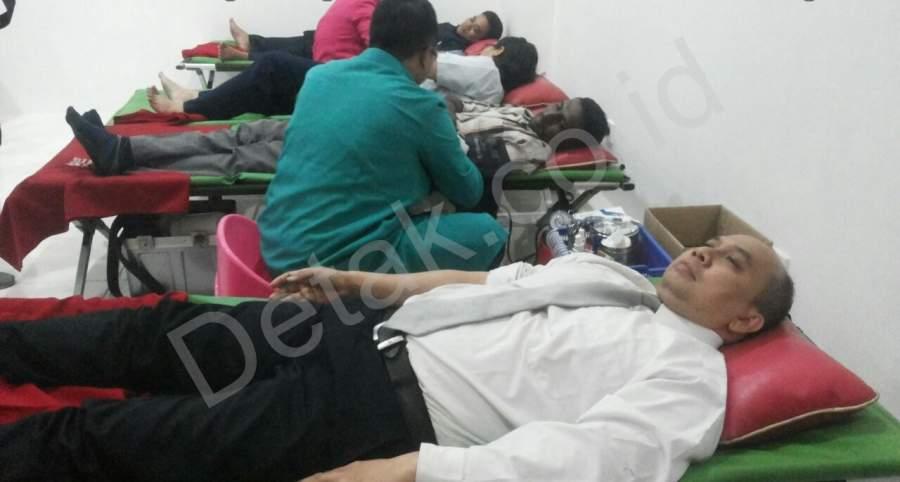 Swiss-Belhotel Dan Zest Hotel Jakarta Gelar Donor Darah
