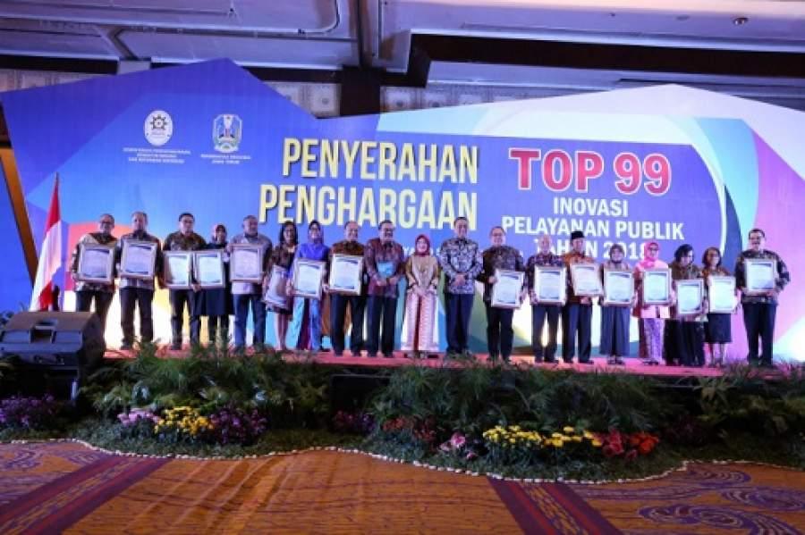 Menteri Syafruddin akan Berikan Penghargaan Top 99 Inovasi Pelayanan Publik