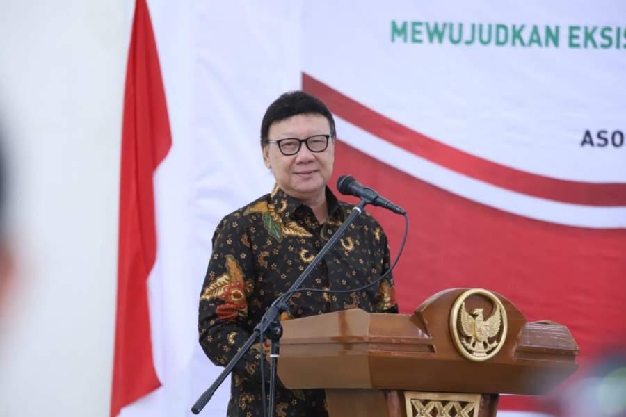 Menteri KemenPANRB Tjahjo Kumolo