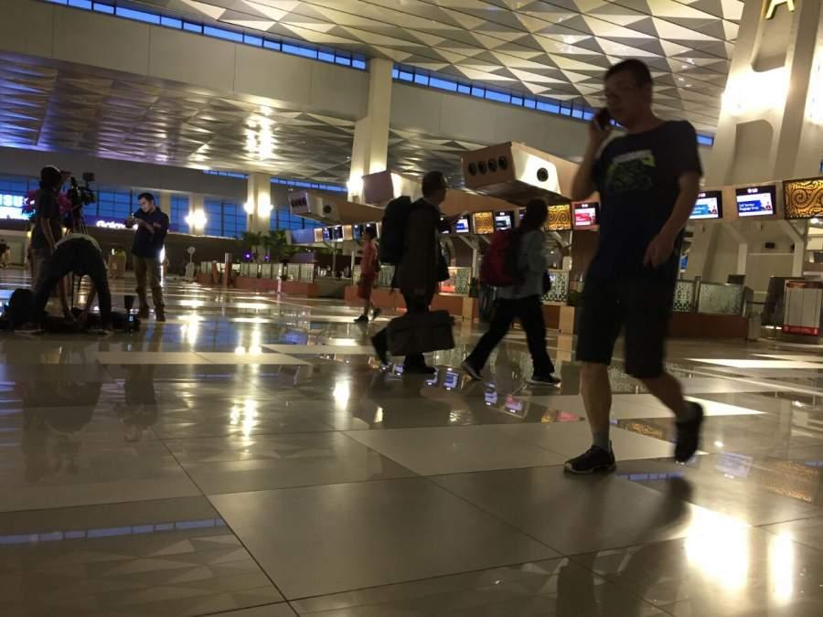 Libur Panjang, Bandara Soetta Diperketat