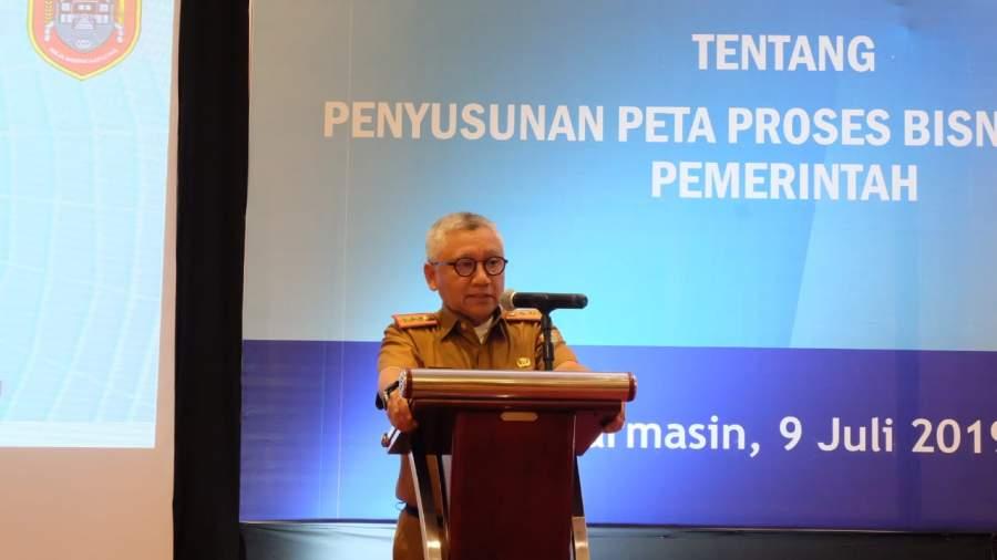 Kementerian PANRB Dorong Daerah Susun Proses Bisnis