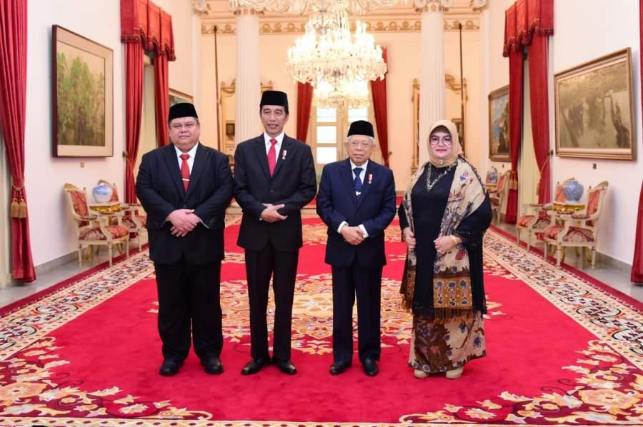 Amanah Baru Dua Eks Pejabat Kementerian PANRB di BPKP dan Provinsi Jawa Barat