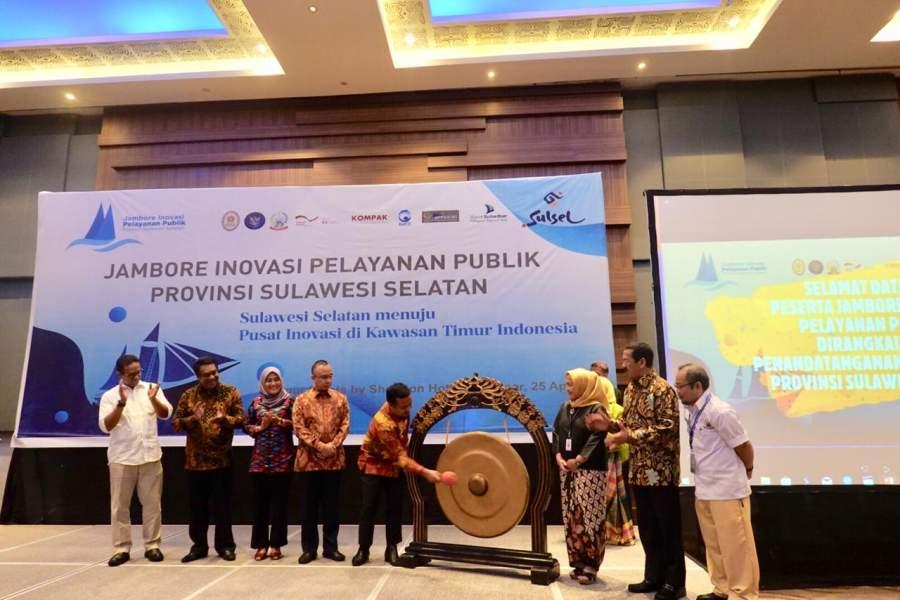 Sulawesi Selatan Gaungkan One Agency One Innovation Melalui Jambore Inovasi