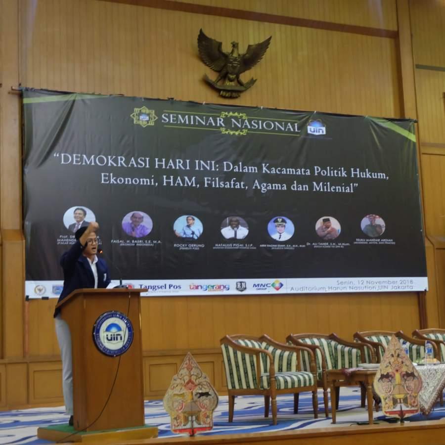 Seminar Nasional 12 November 2018