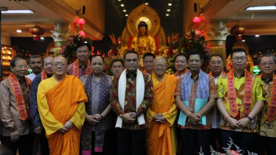 Menteri PANRB: Perayaan Waisak, Rajut Kebersamaan demi Keutuhan Bangsa