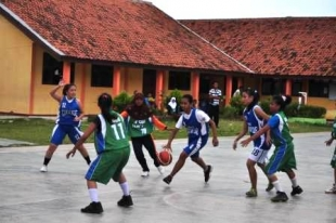 GM Cikande Gelar Turnamen Three on Three