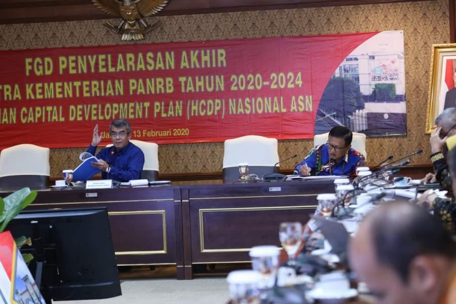 Wujudkan Renstra Tepat Sasaran, Kementerian PANRB Libatkan Pakar Profesional
