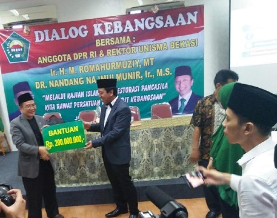 PPP Usung Uu di Pilgub Jawa Barat