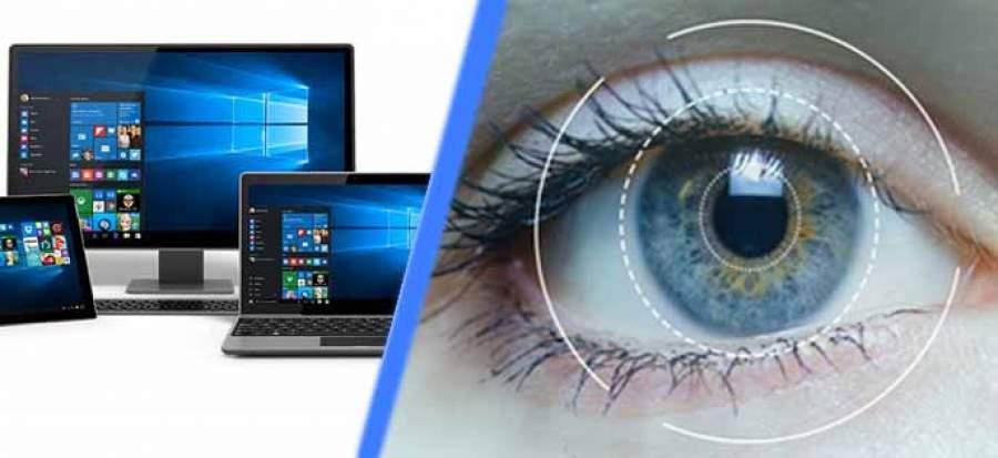 Microsoft Merencanakan akan Menluncurkan Fitur Kontrol Mata di Windows 10