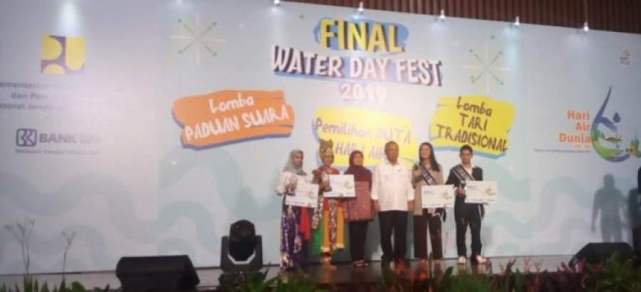 Peringati Hari Air Dunia, Kementerian PUPR: Semua Harus Dapat Air Bersih