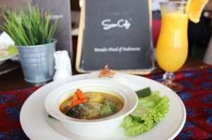 Nikmati Promo Dish On Fish di Swiss Cafe