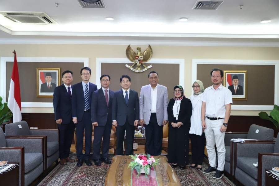 Pemerintah Republik Korea Apresiasi Perkembangan Reformasi Birokrasi di Indonesia