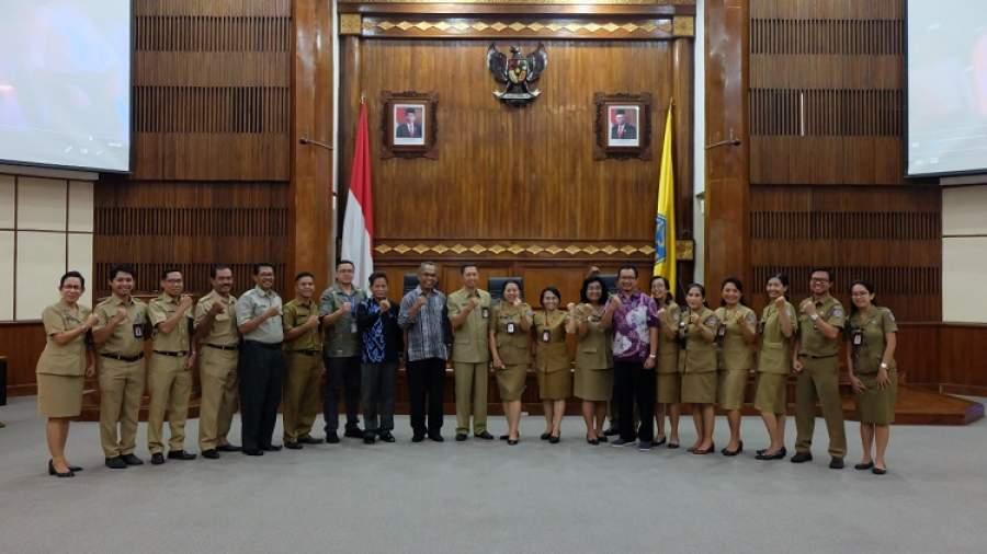 Bersama Kementerian PANRB, Pemprov Bali Sambut Reformasi Manajemen ASN