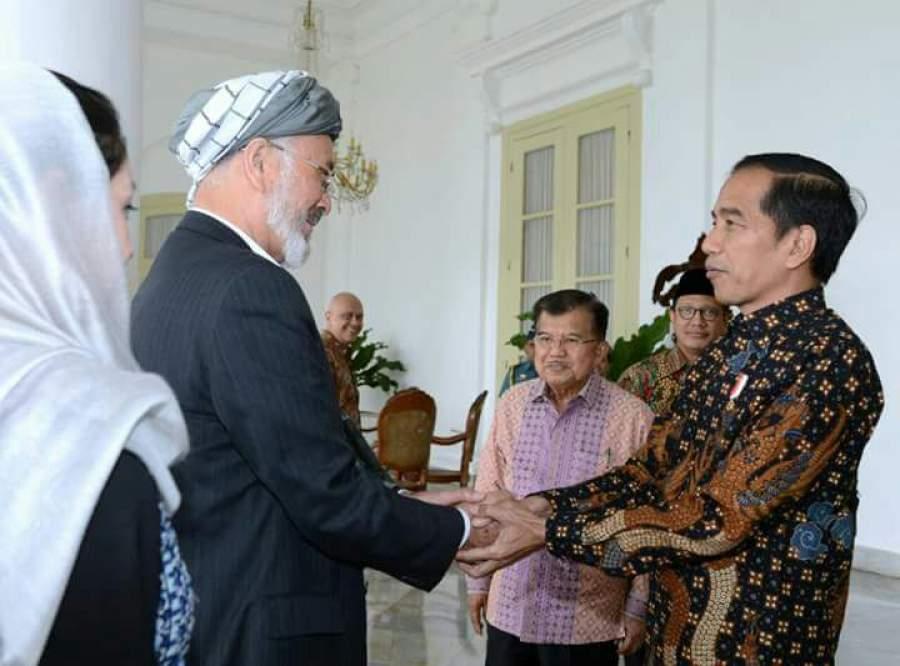 Majelis Tinggi Perdamaian Afghanistan Harapkan Kontribusi Indonesia dalam Perdamaian
