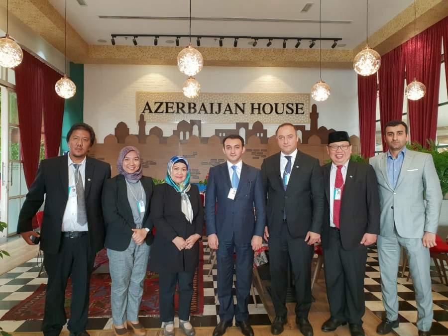 Indonesia – Azerbaijan Sepakat Tingkatkan Kerja Sama