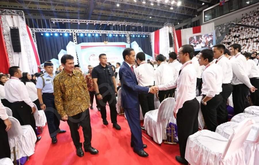 Presiden Jokowi : ASN harus Kepo