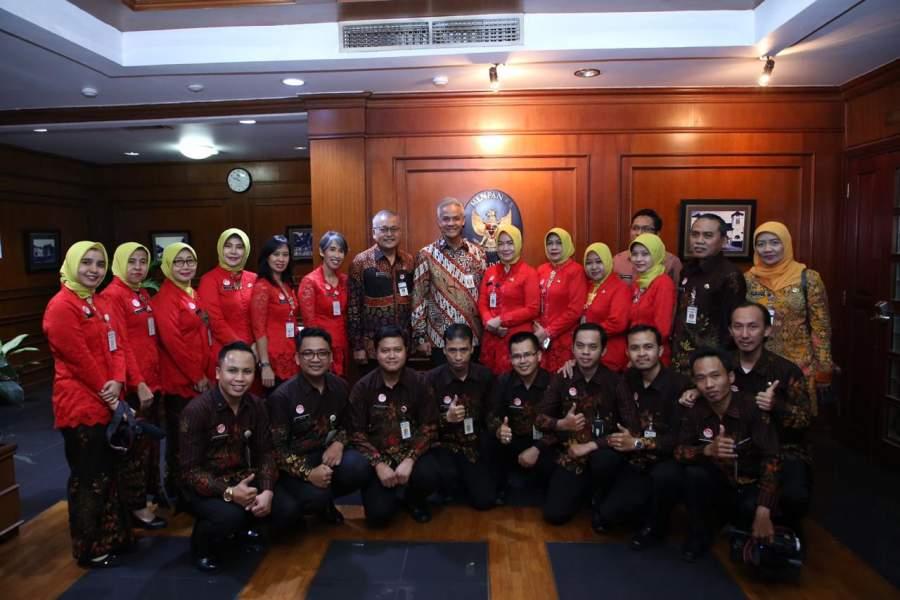 """Wilayah Jawa Tengah """"Sapu Bersih"""" Presentasi Inovasi Hari ke-6"""