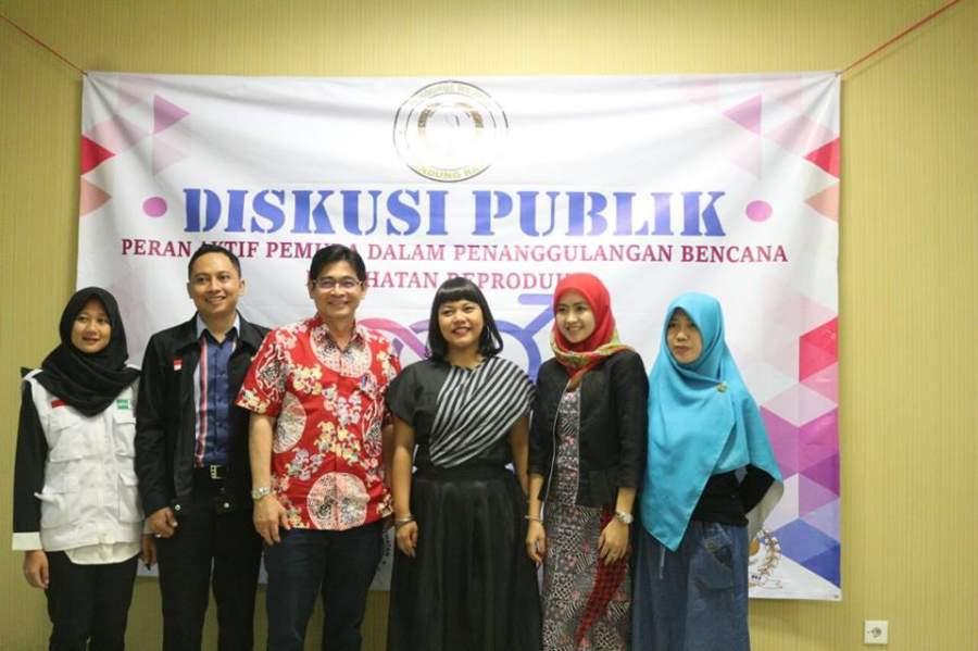 Mahasiswa Bandung Gelar Diskusi Publik Kesehatan Reproduksi