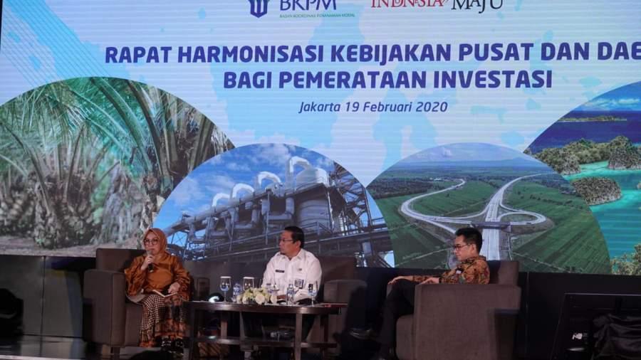 Tingkatkan Kualitas Pelayanan Demi Iklim Investasi Lebih Baik