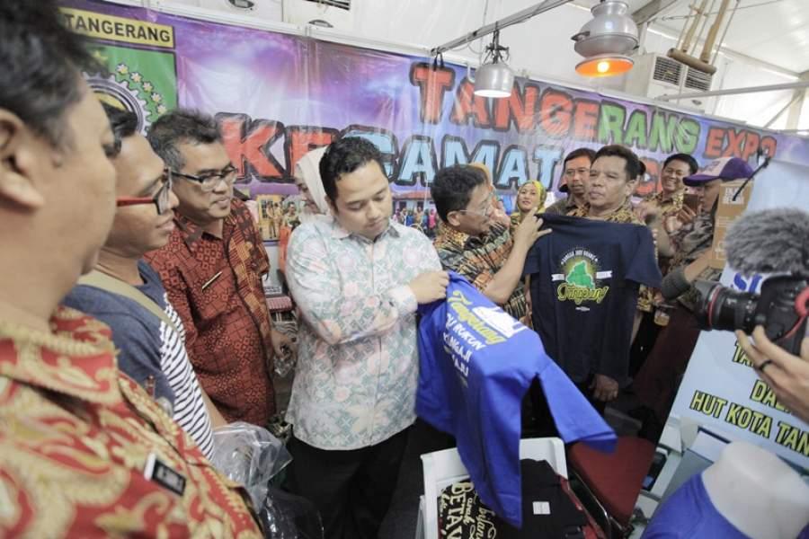 Tangerang Expo Resmi Dibuka