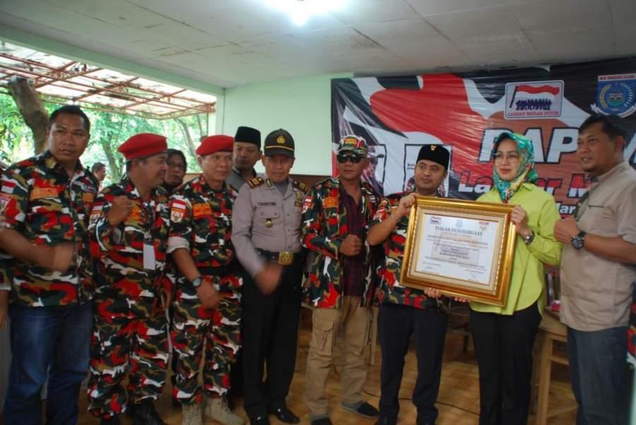 Rapim I LMP Macab Tangerang Selatan Dibuka Walikota Tangerang Selatan
