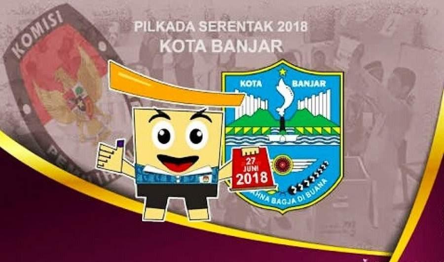 DPT Kota Banjar Sebanyak 143.516