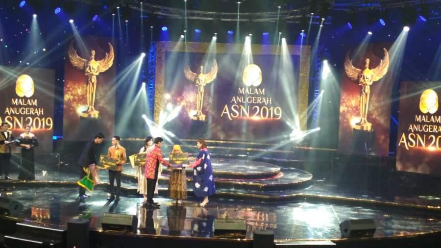 KemenPANRB Gelar Malam Anugerah ASN 2019