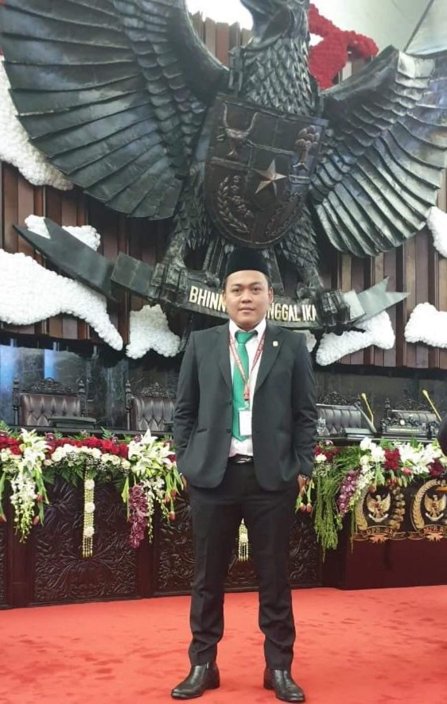 Anggota DPR Ajak Masyarakat Lindungi Pejabat Negara