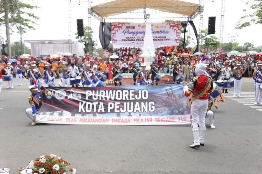 Deklarasikan sebagai Kota Perjuangan, Purworejo Jadikan Napak Tilas Even Tahunan