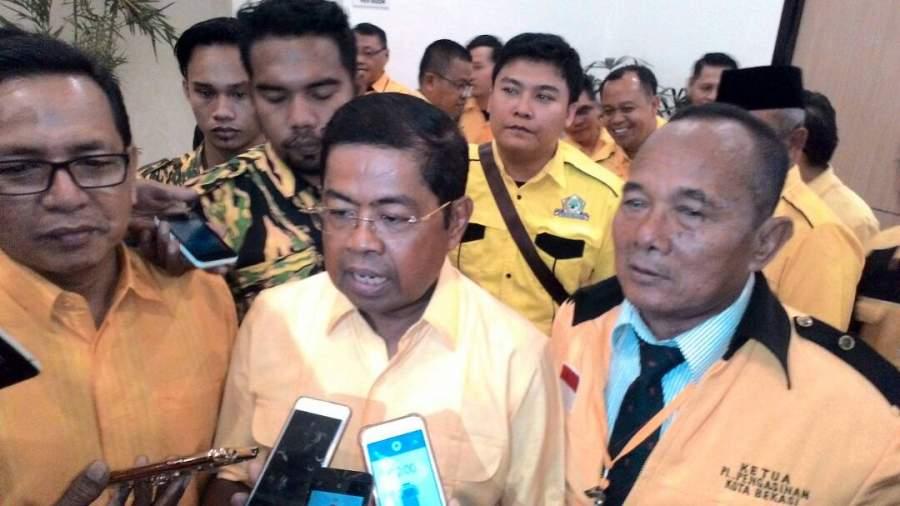 Golkar Tunjuk Rahmat Effendi untuk Maju di Pilkada Kota Bekasi