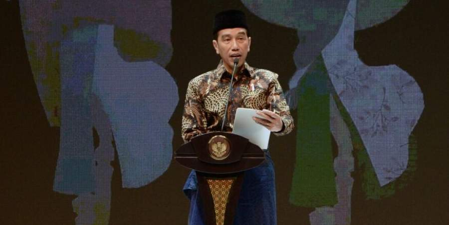 Presiden Sebut Industri Fashion Punya Masa Depan Cerah di Indonesia